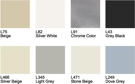 Interior Paint Samples