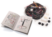 1975-1979 Bus Wiring Harness