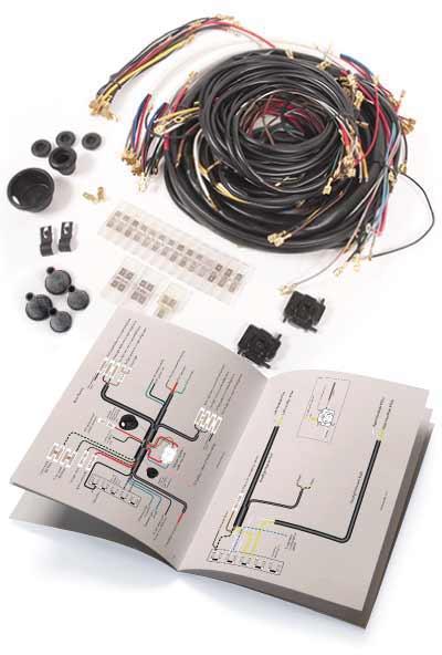Phenomenal 1971 Super Beetle Wiring Harness Wiring 101 Ivorowellnesstrialsorg
