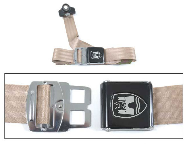 Seat belt buckle types